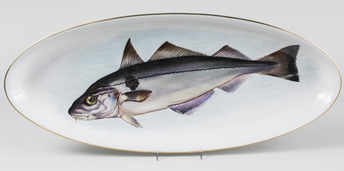 Rosenthal Porcelain Fish Platter