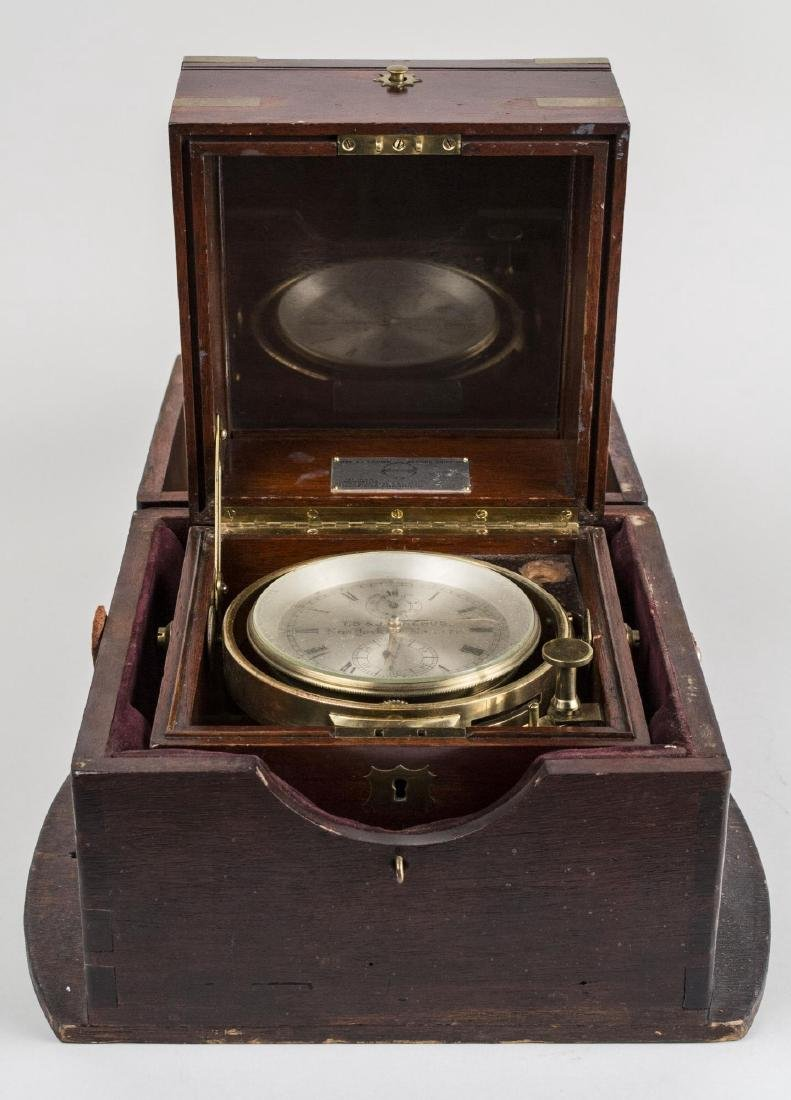 T.S. & J.D. Negus Chronometer