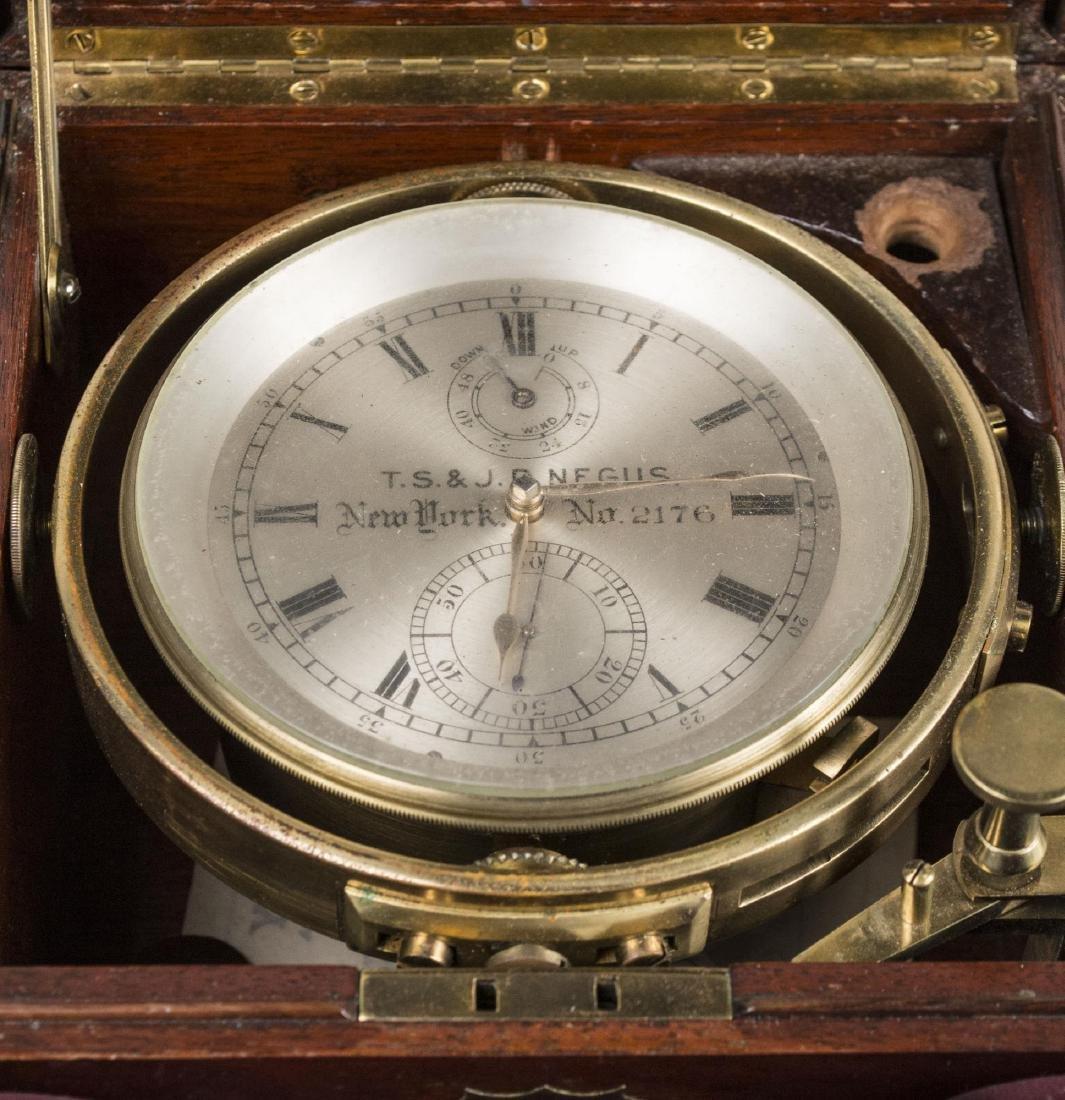 T.S. & J.D. Negus Chronometer - 2