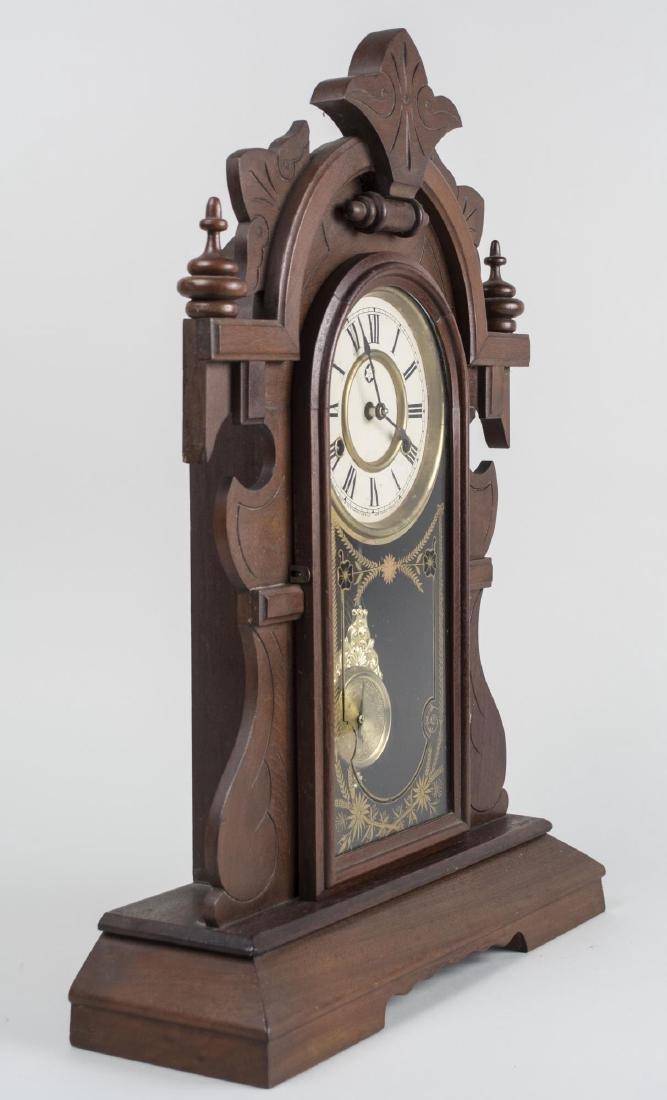 New Haven Clock Co. Shelf Clock - 2