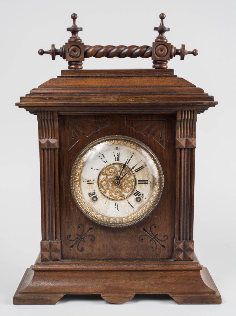 Ansonia Shelf Clock