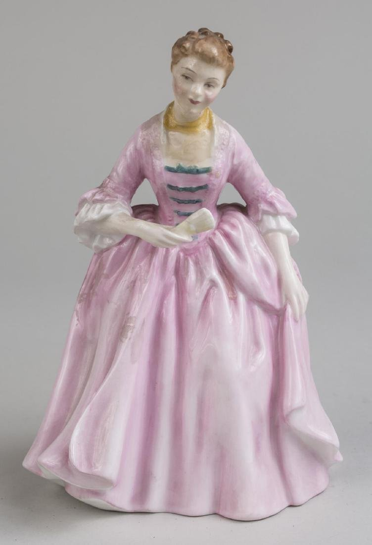 Royal Doulton Porcelain Figure