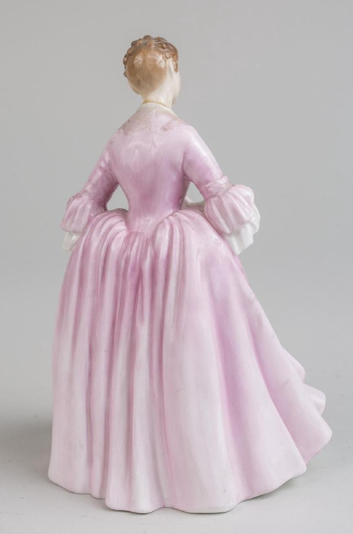 Royal Doulton Porcelain Figure - 2