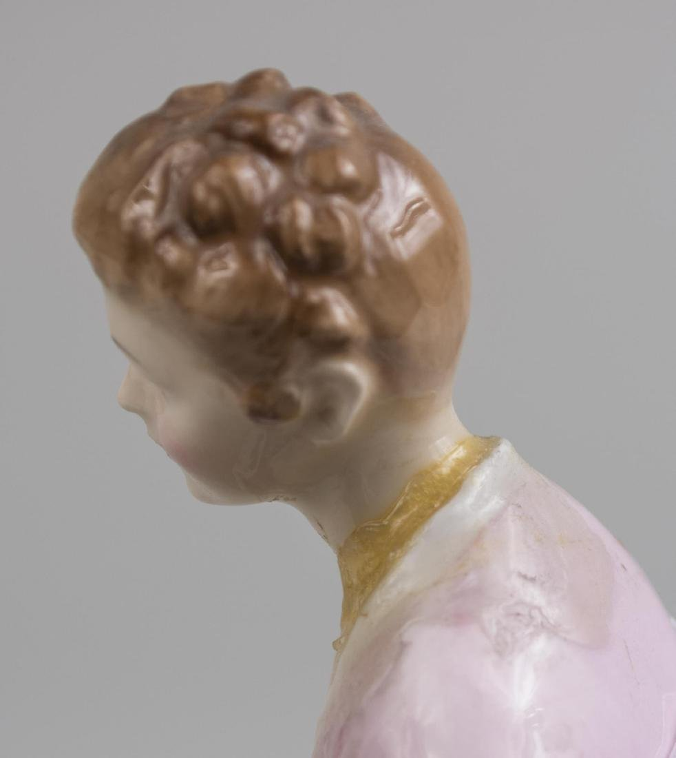 Royal Doulton Porcelain Figure - 3