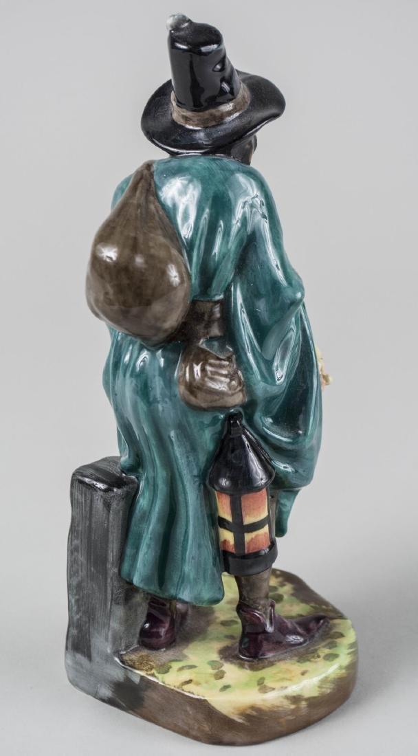 Royal Doulton Porcelain Figure - 2