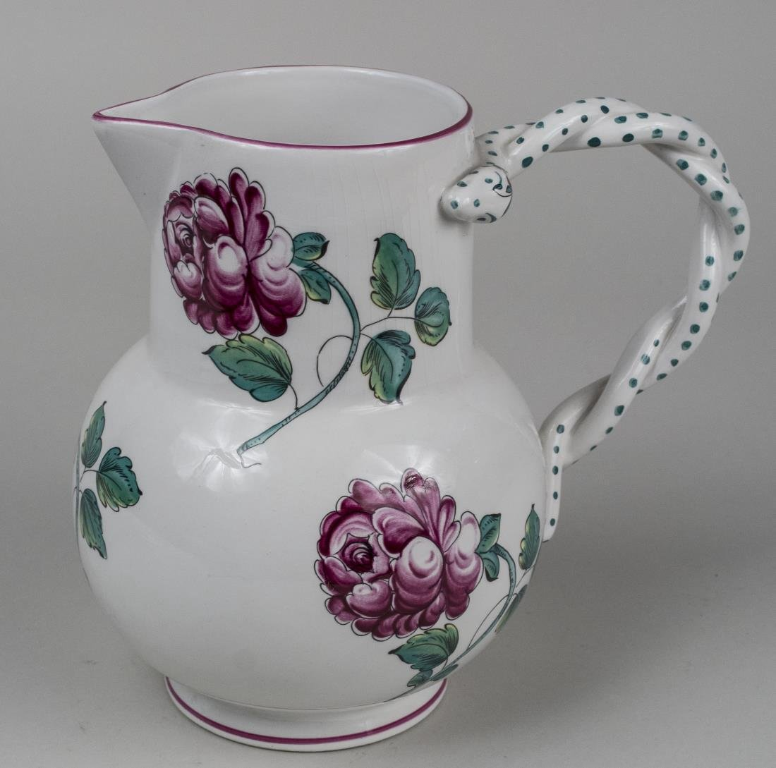 Tiffany & Co. Pottery Pitcher