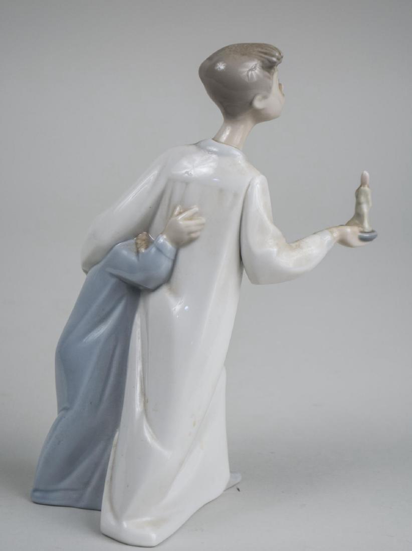 Lladro Porcelain Figure - 2