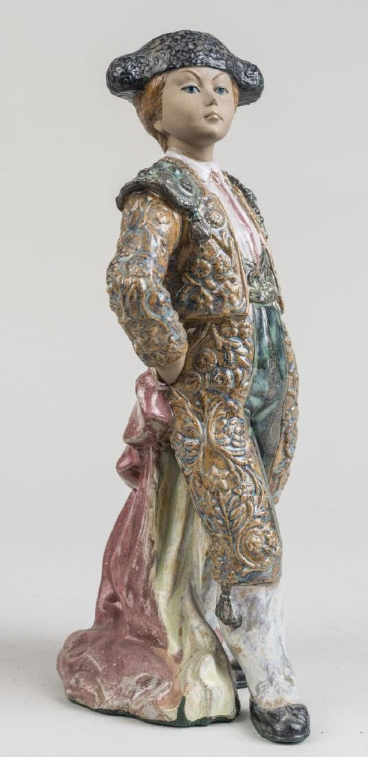 Porcelana Artistica Levantina Porcelain Figure