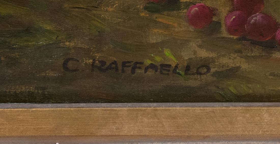 C. Raffaello, Floral Still Life - 2