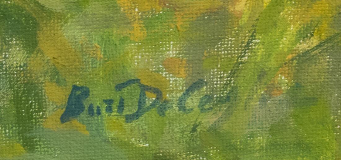 Pair of Paintings by Bart Deceglie - 2