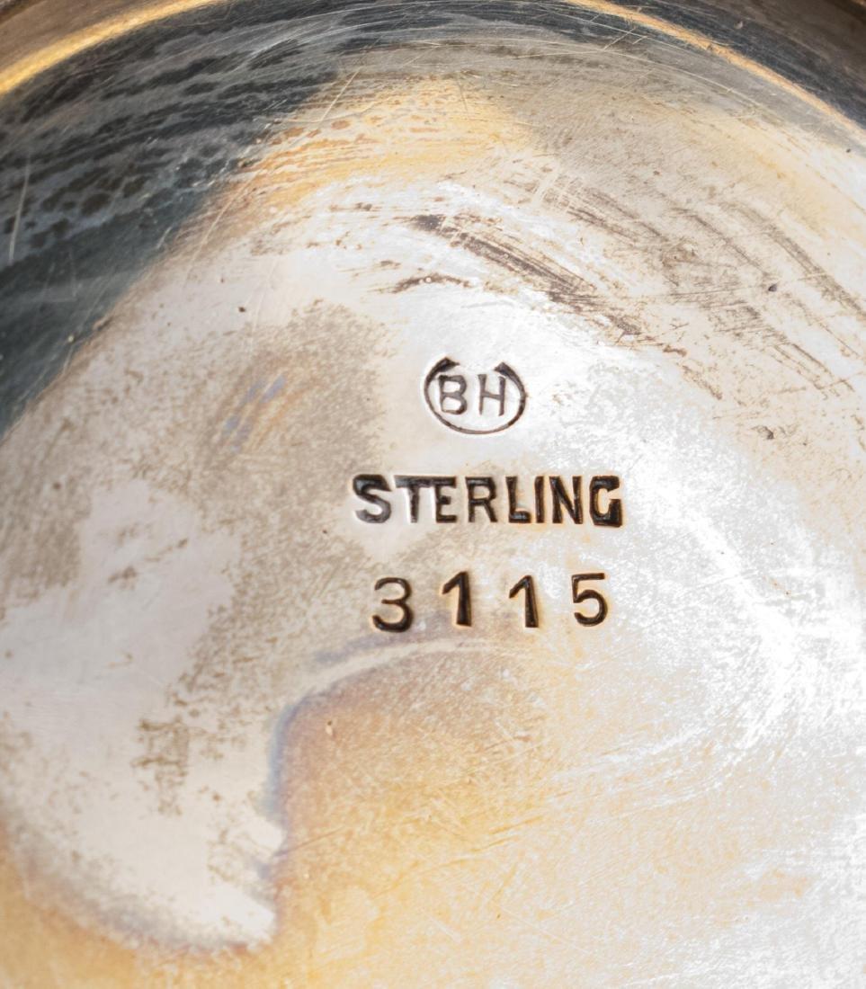Becht & Hartl Sterling Silver Pedestal Bowl - 2