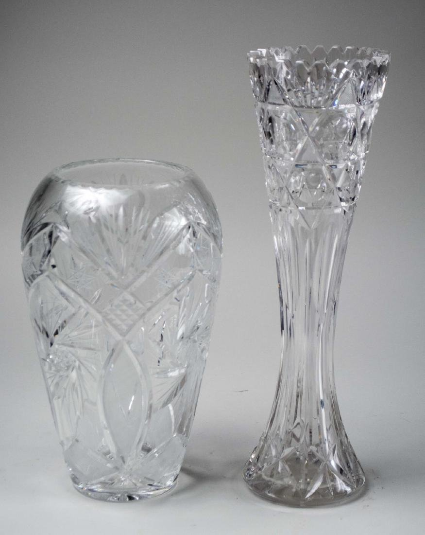 Group of Silver Plated and Glass Table Decorations - 3