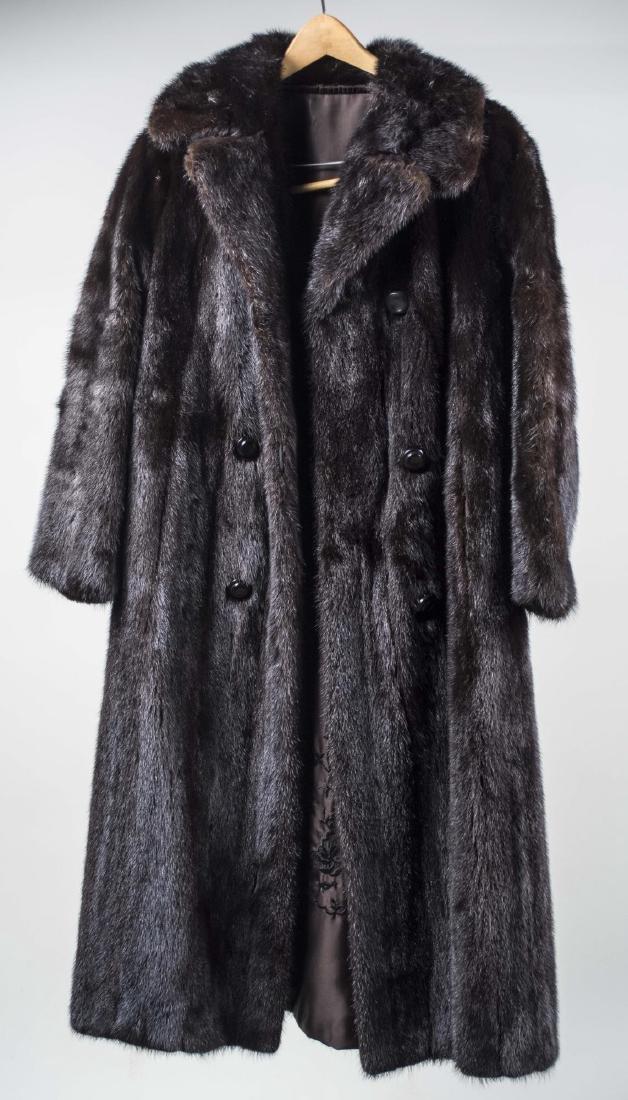 Lady's Mink Coat