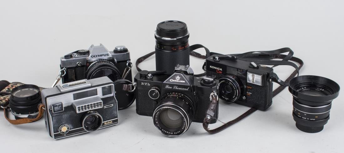 Group of Cameras