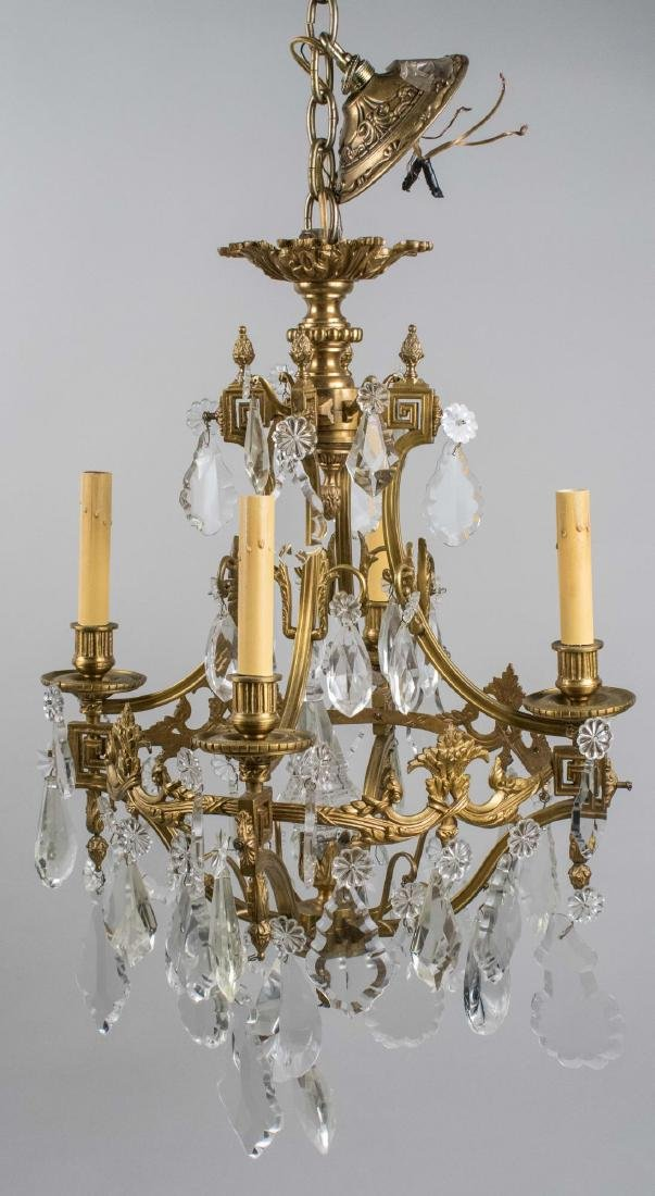 Neoclassical Style Chandelier