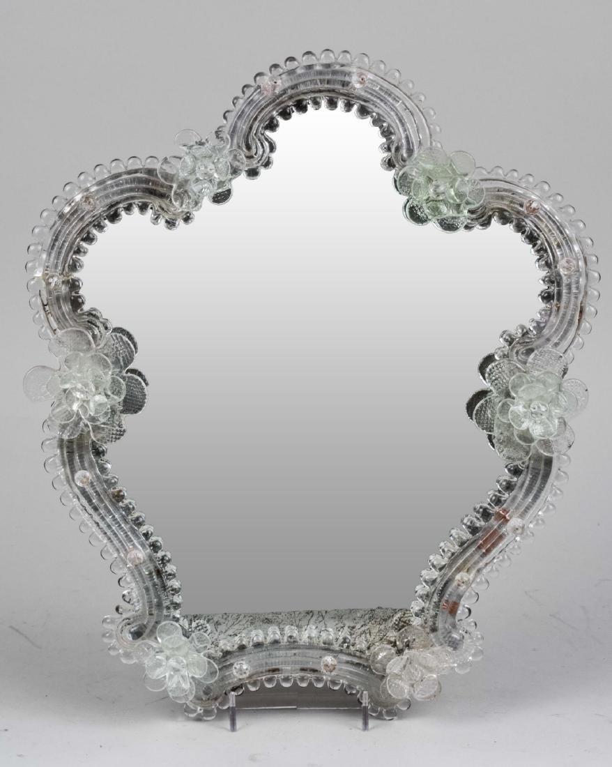 Three Venetian Glass Mirrors - 2