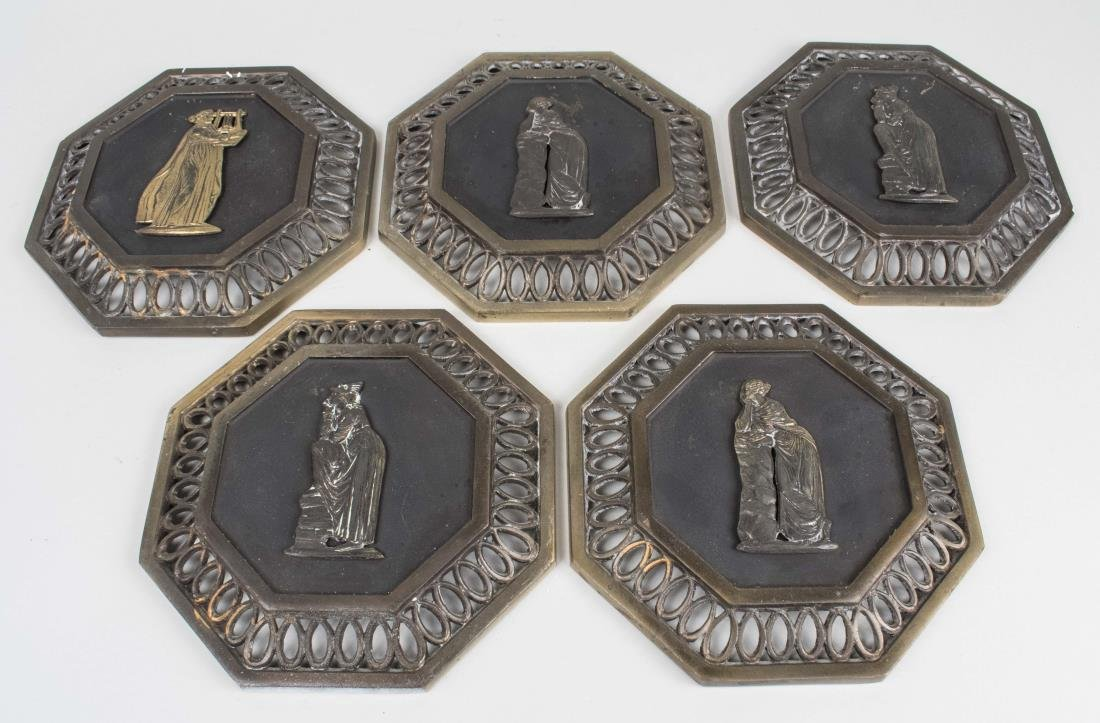 Group of Decorative Pictures, Tiles and Plaques - 3