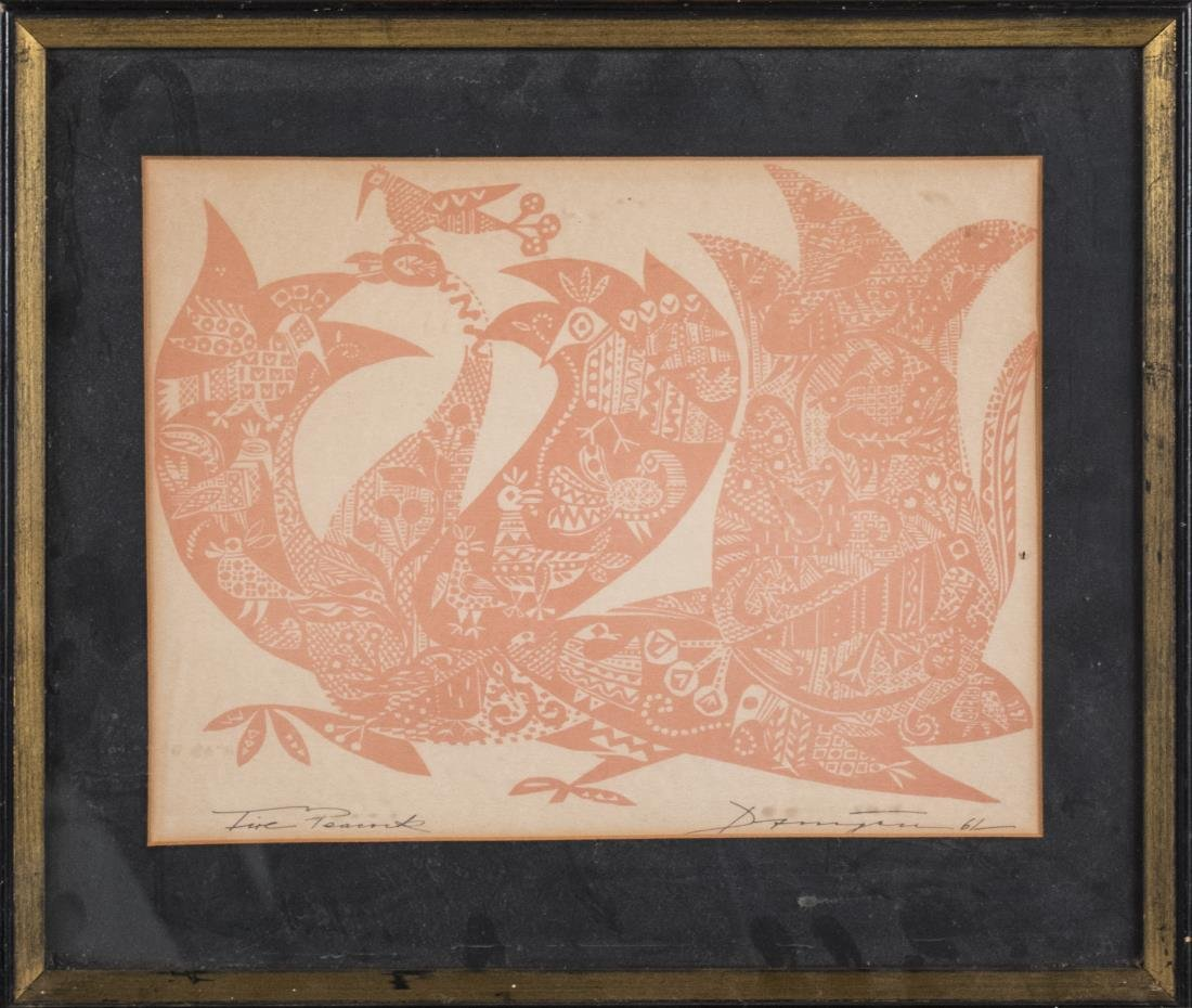 Group of Decorative Pictures, Tiles and Plaques - 8