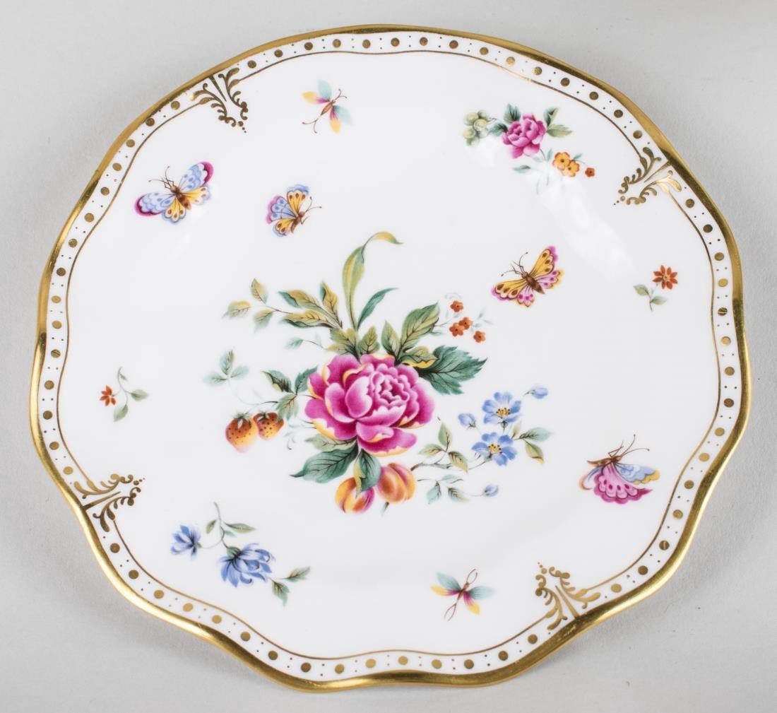 Royal Crown Derby Porcelain Dinner Service - 2