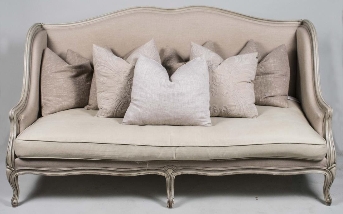 French Jacque Style Settee