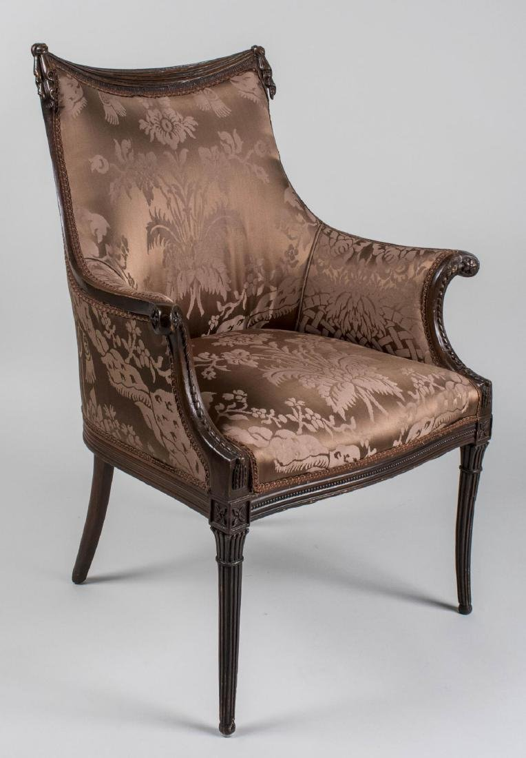 Pair of Lady's Chairs - 2