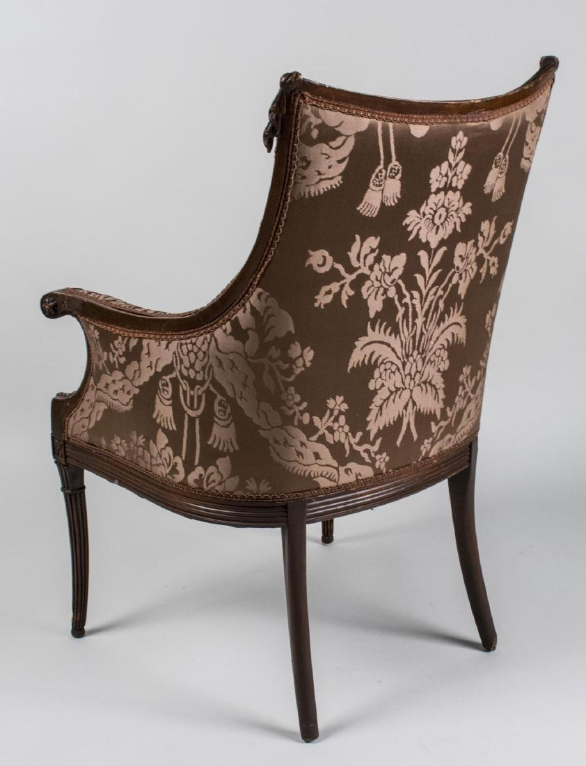 Pair of Lady's Chairs - 3