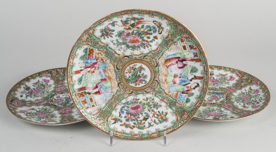 Group of  Chinese Porcelain Plates and Dishes - 2