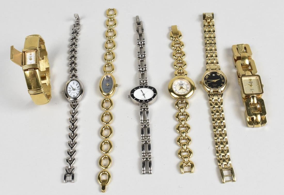 Group of Six Anne Klein Fashion Watches