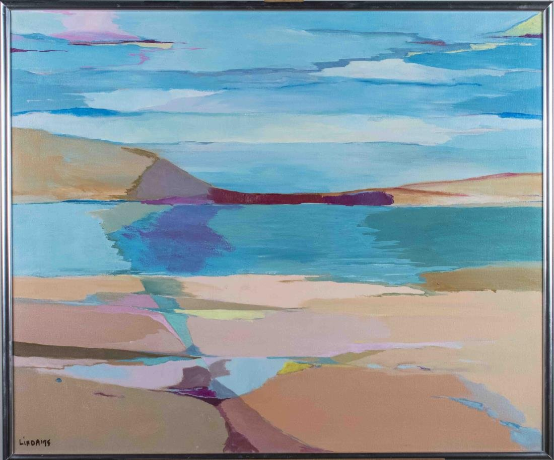 Contemporary Coastal Painting
