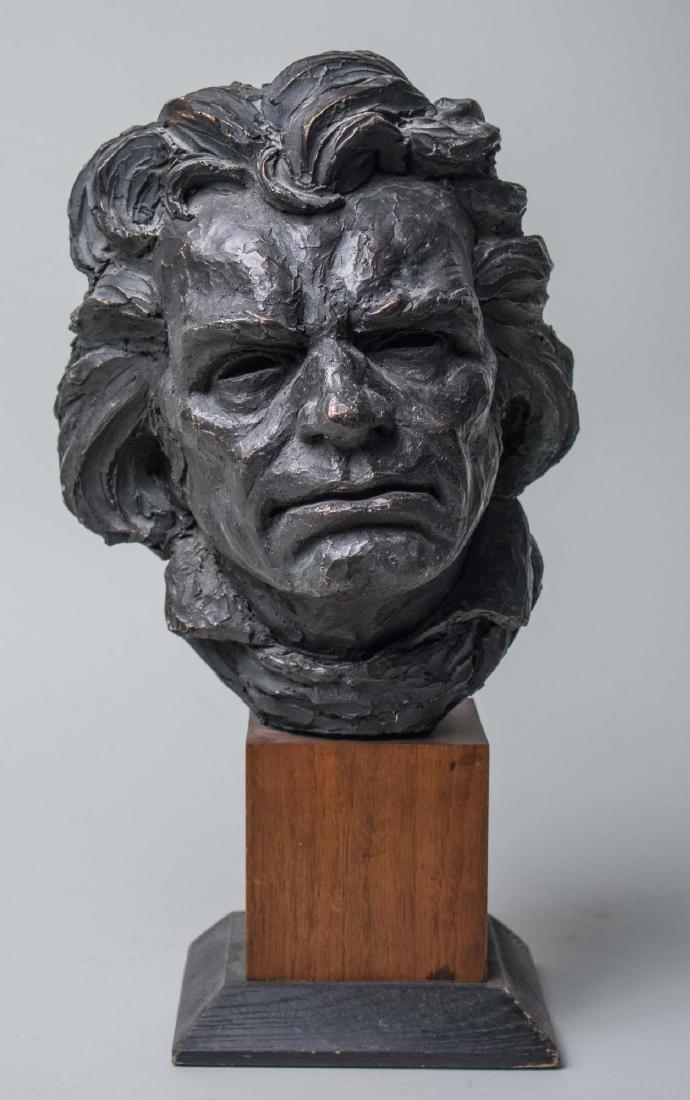 Composite Sculpture of Beethoven