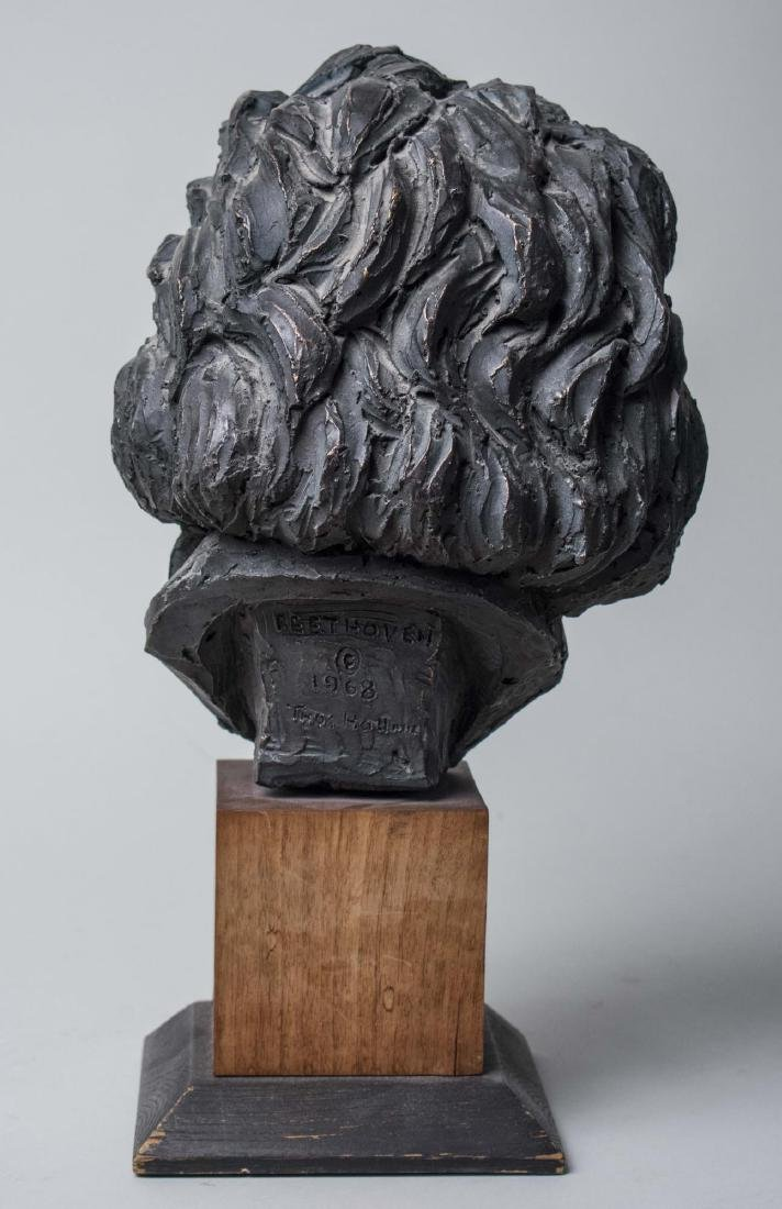 Composite Sculpture of Beethoven - 2