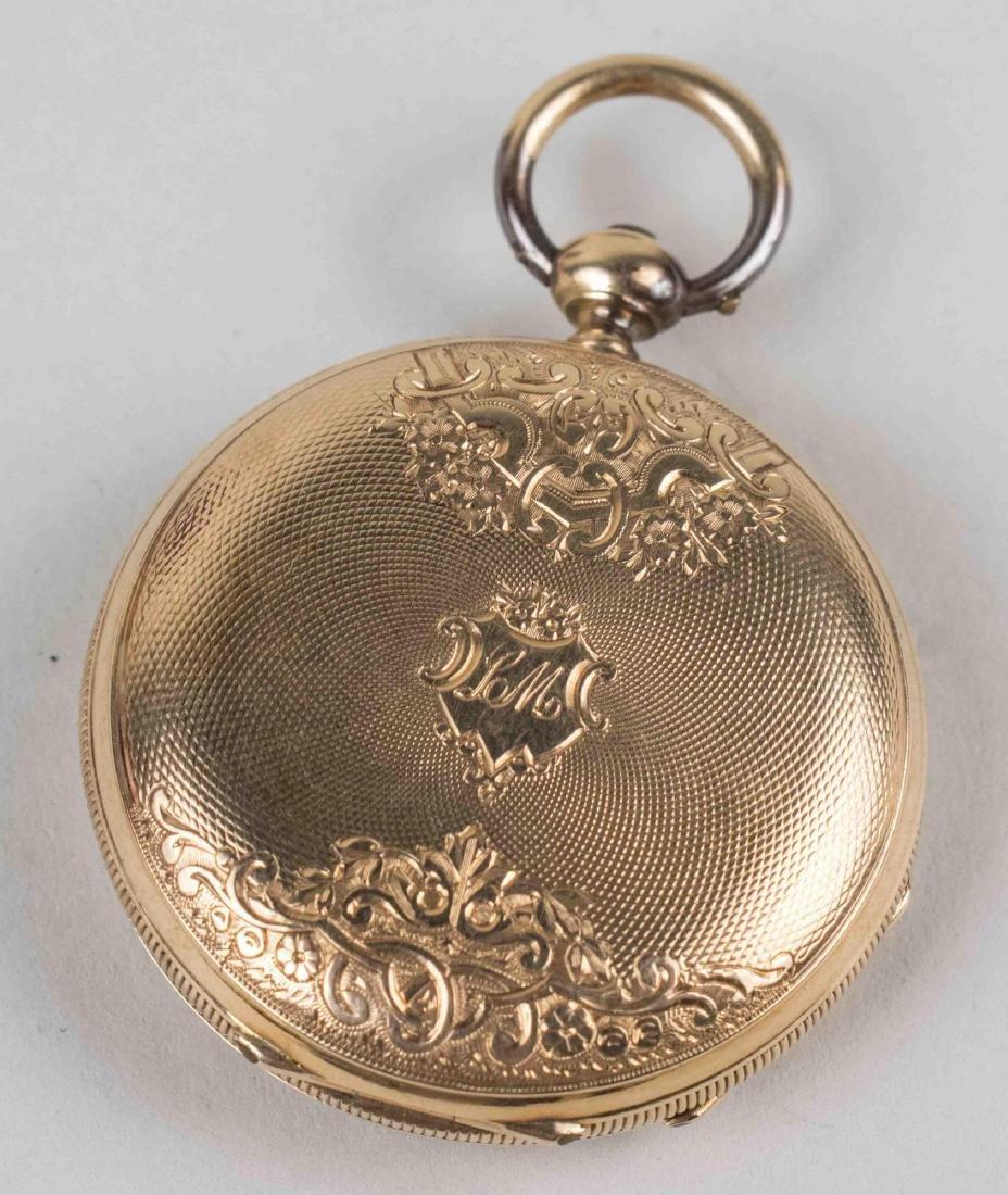 Gold Pocket Watch   * - 3