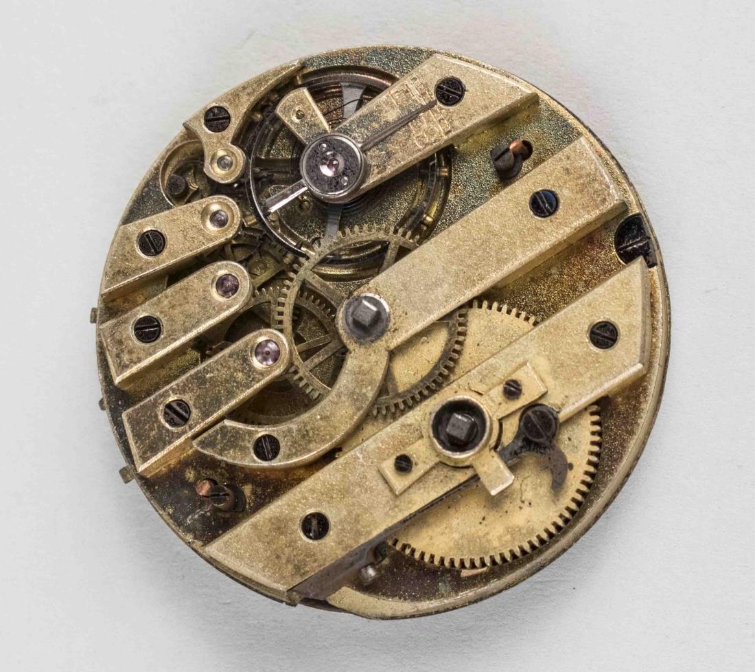 Gold Pocket Watch   * - 4