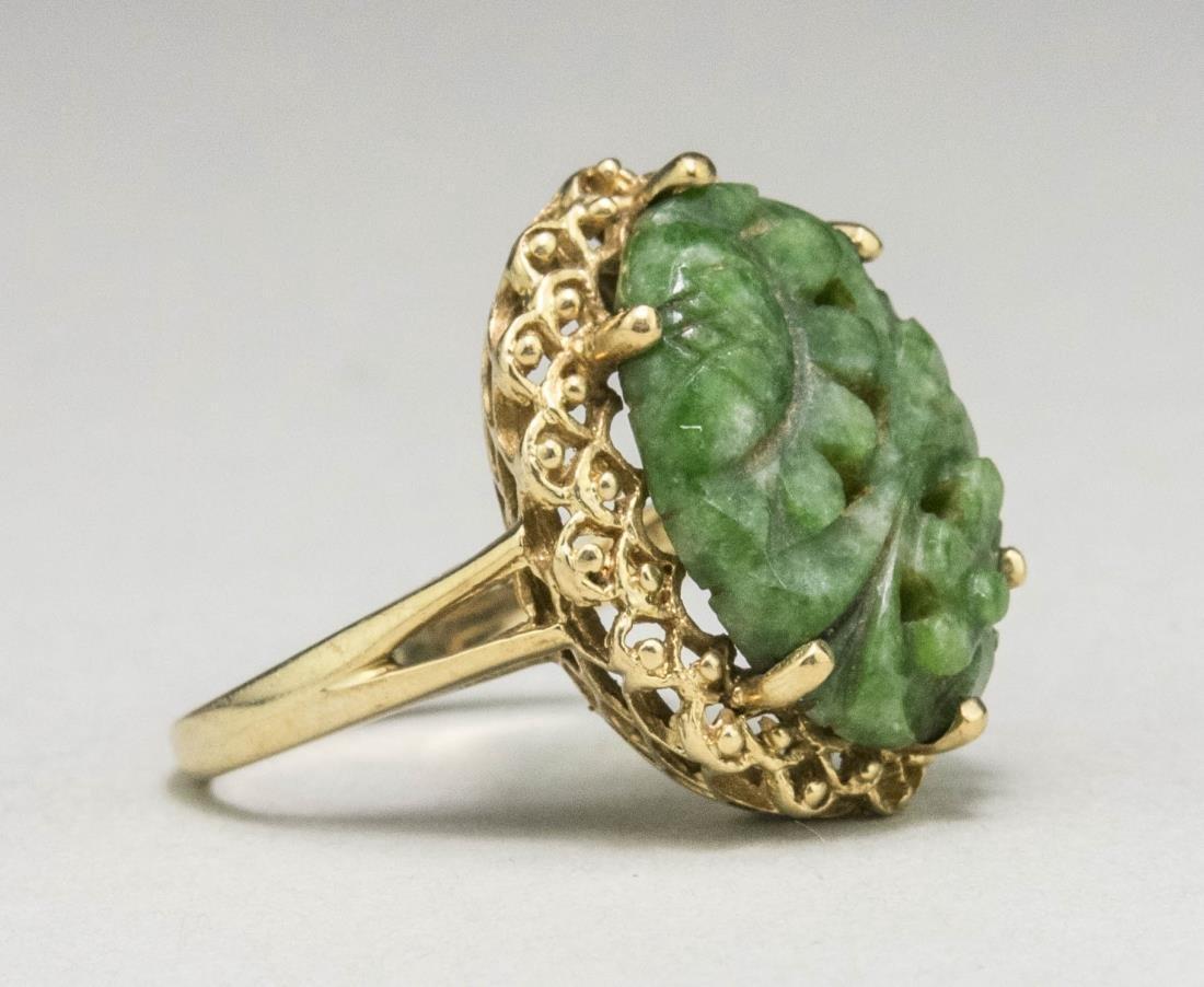Jade Ring - 2