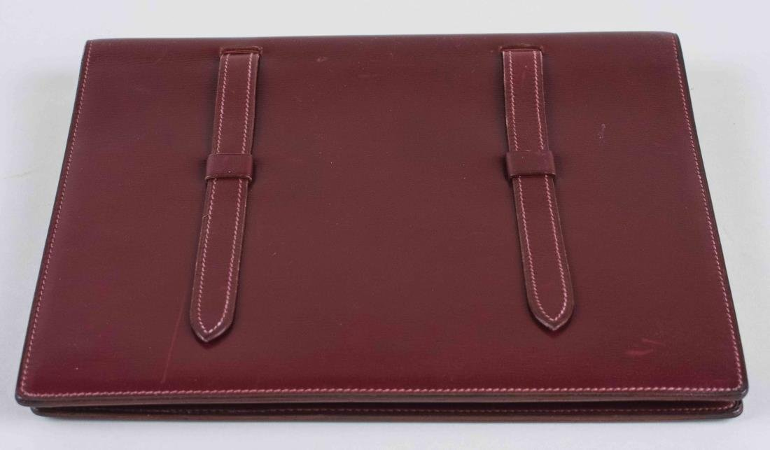 Hermes Leather Journal