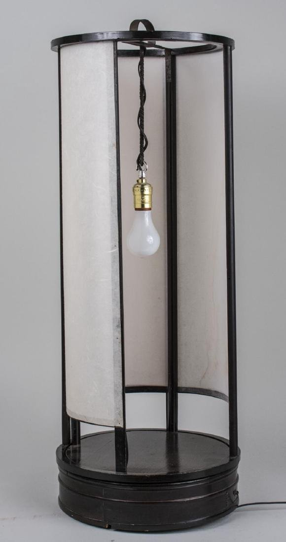 Asian Style Contemporary Paper Lamp - 2
