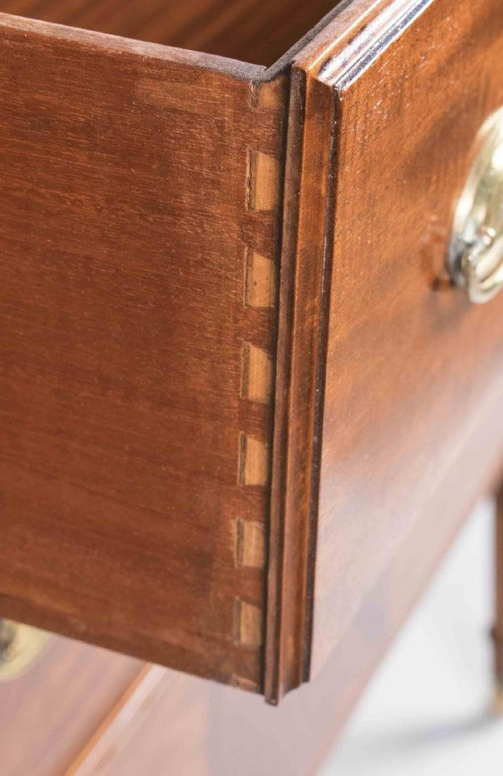 Federal Style Mahogany Chest of Drawers - 2