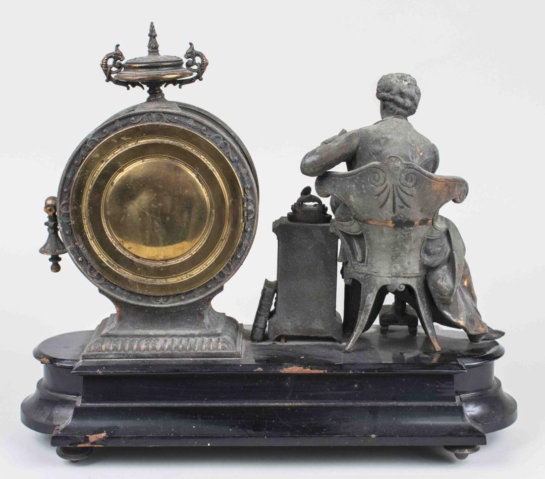 Vintage Clock Case - 2