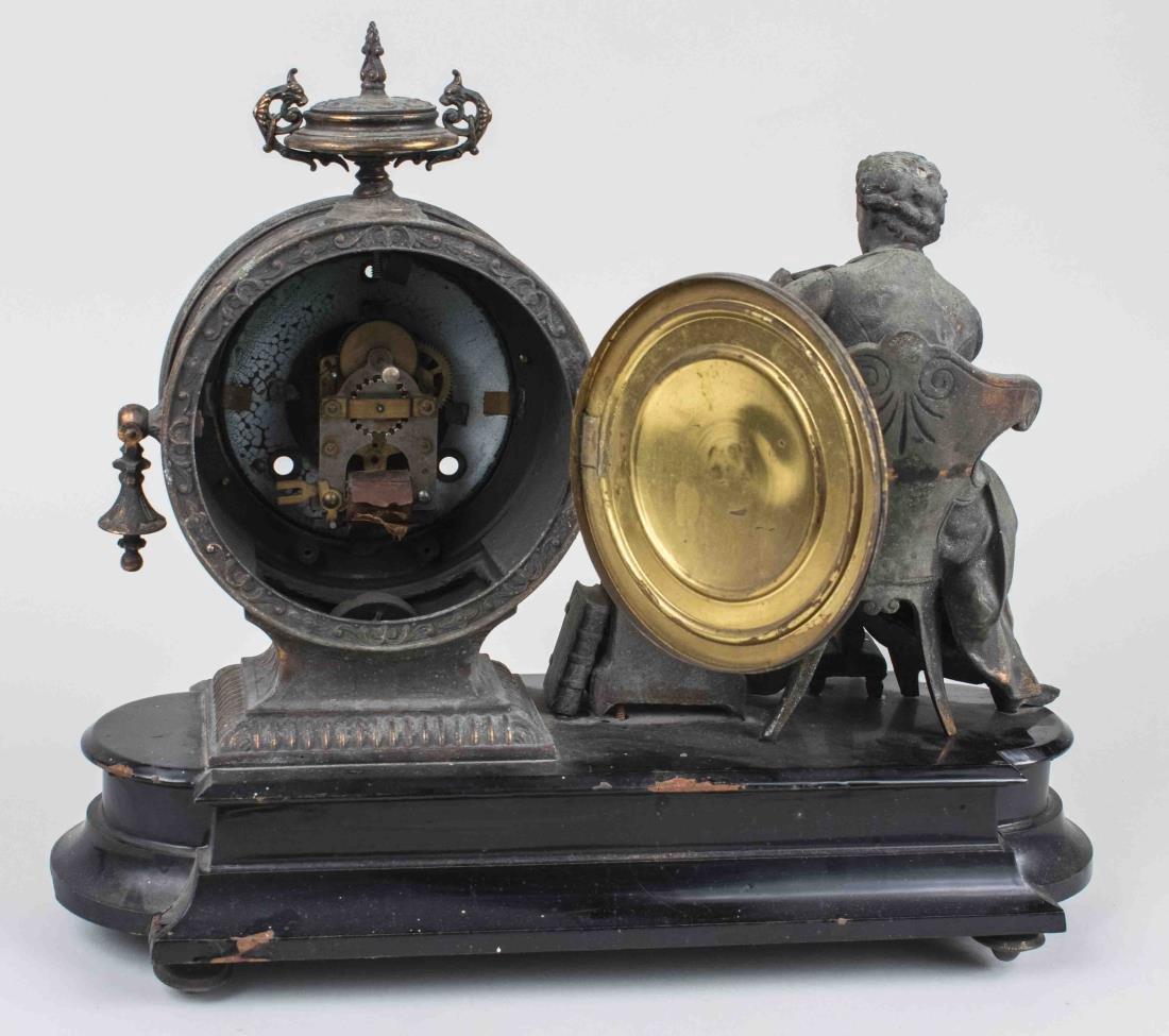 Vintage Clock Case - 3