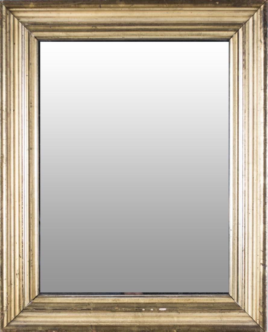 Gilt Wood Mirror