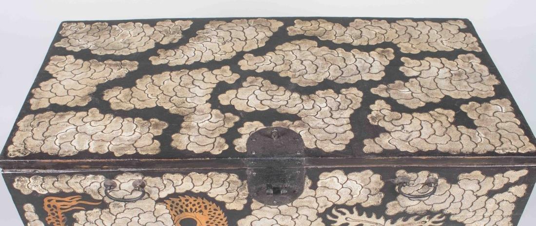 Asian Coromandel Chest of Drawers - 2