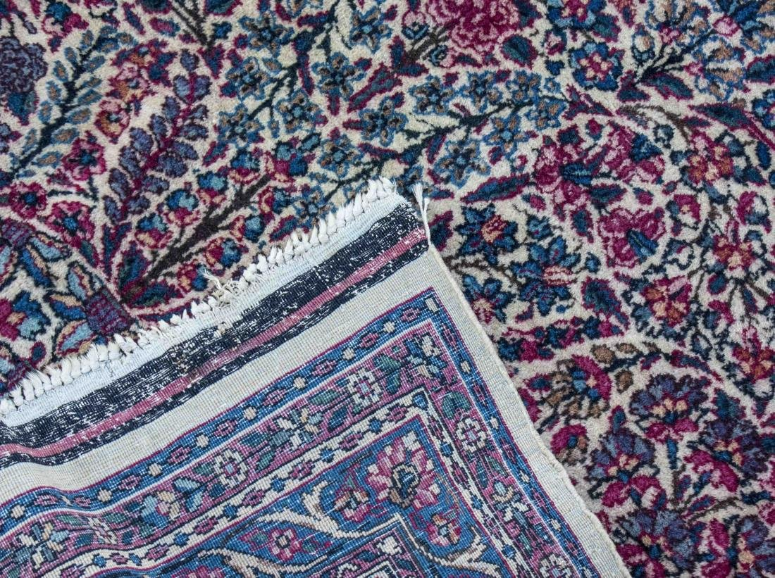 Persian Kerman Carpet - 3