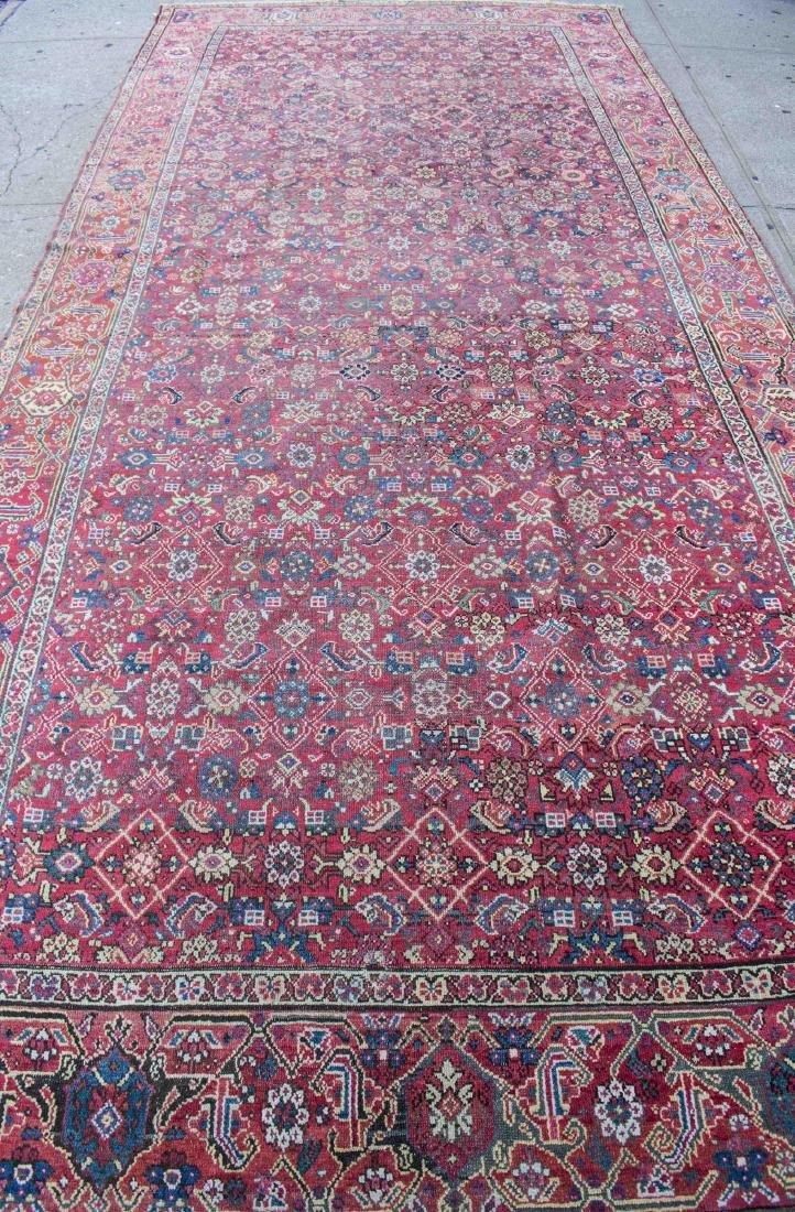 Northwest Persian (Iranian) Hamadan Gallery Carpet