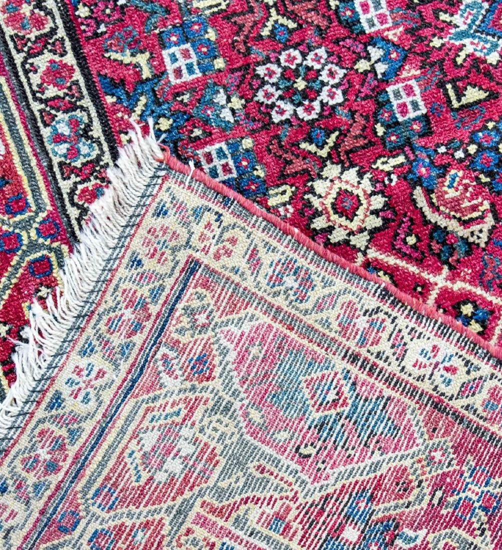Northwest Persian (Iranian) Hamadan Gallery Carpet - 2