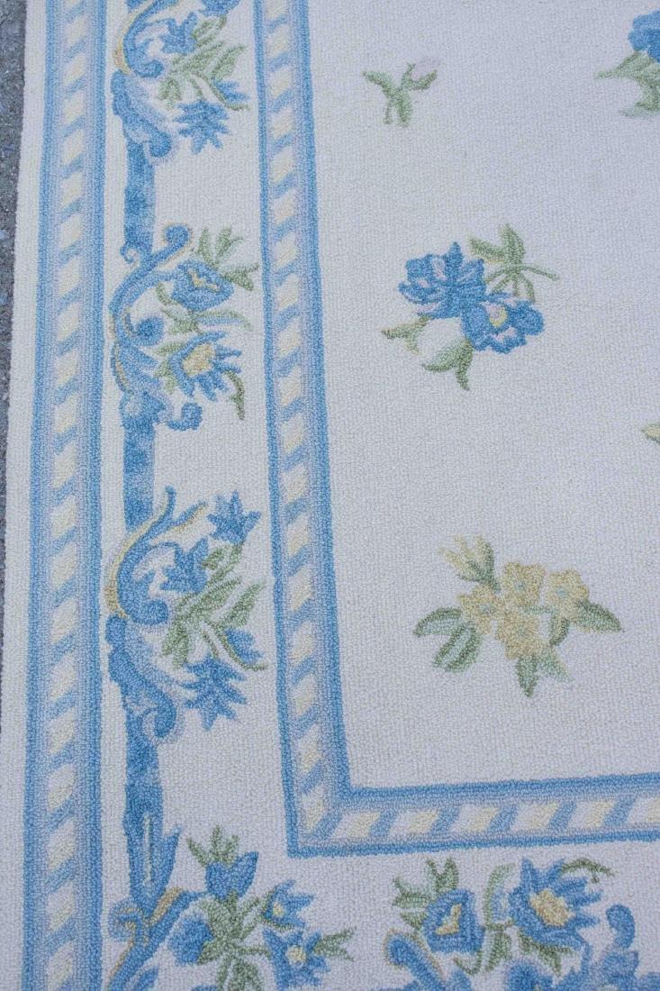 Machine-made Hand-Tufted Stark Carpet - 2