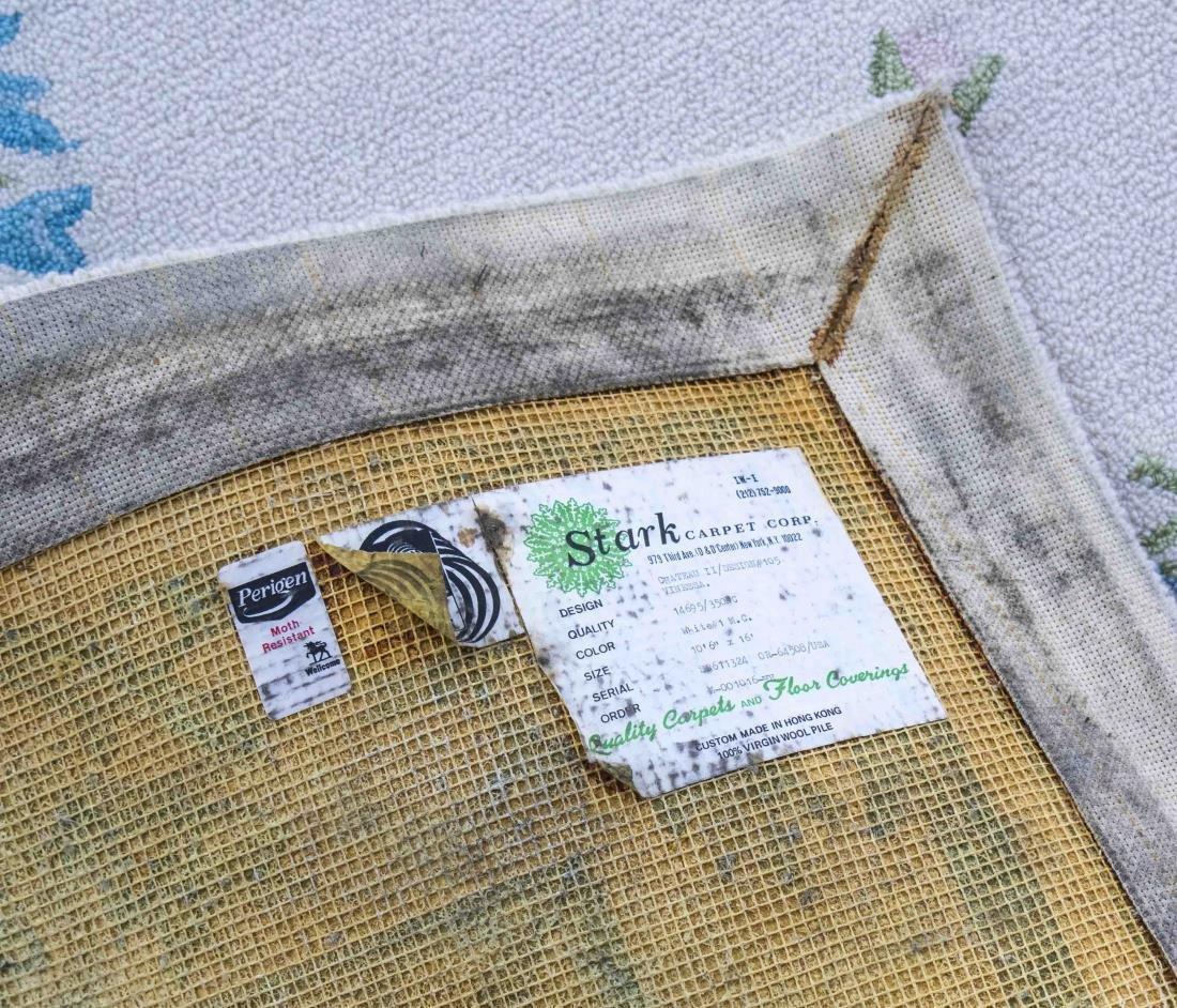 Machine-made Hand-Tufted Stark Carpet - 3