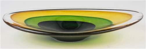 Richard Glass Saturn Bowl