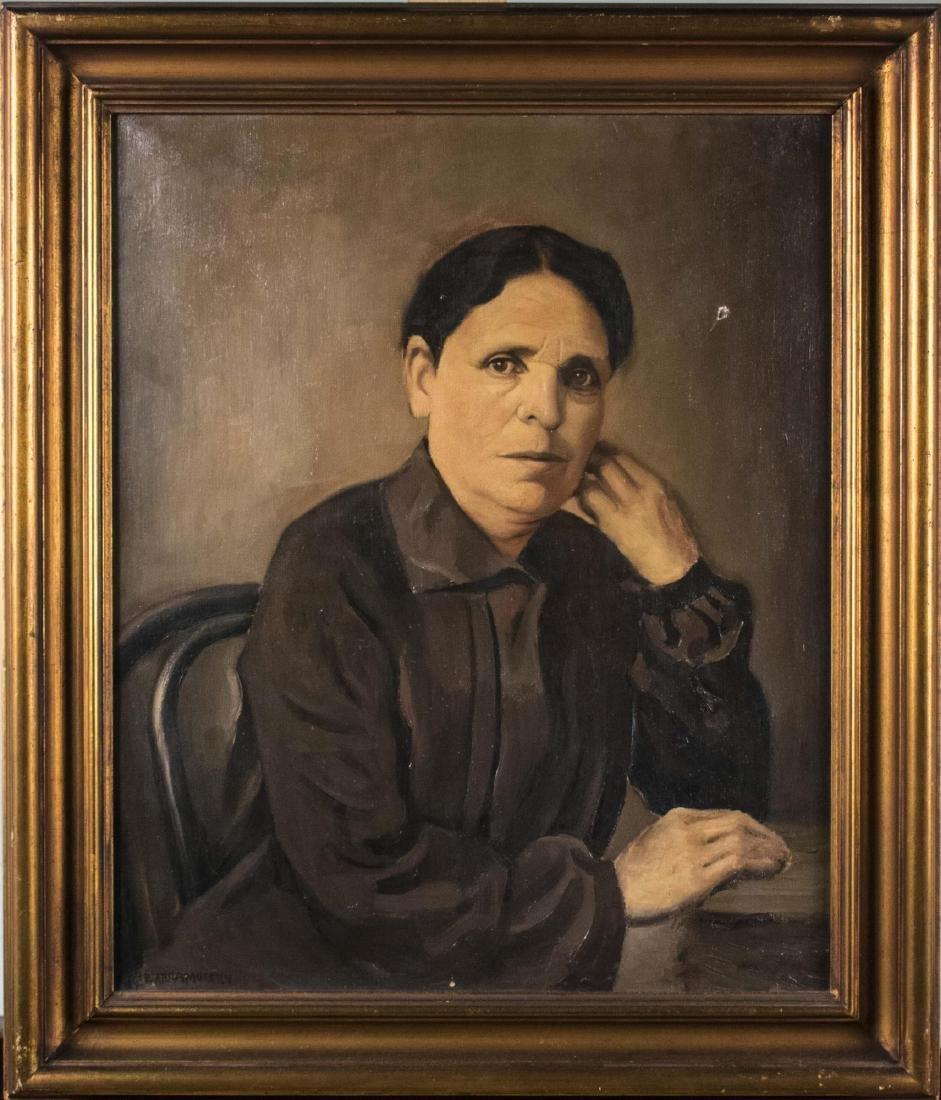 Israel Abramofsky (Russian/American, 1888 - 1975)