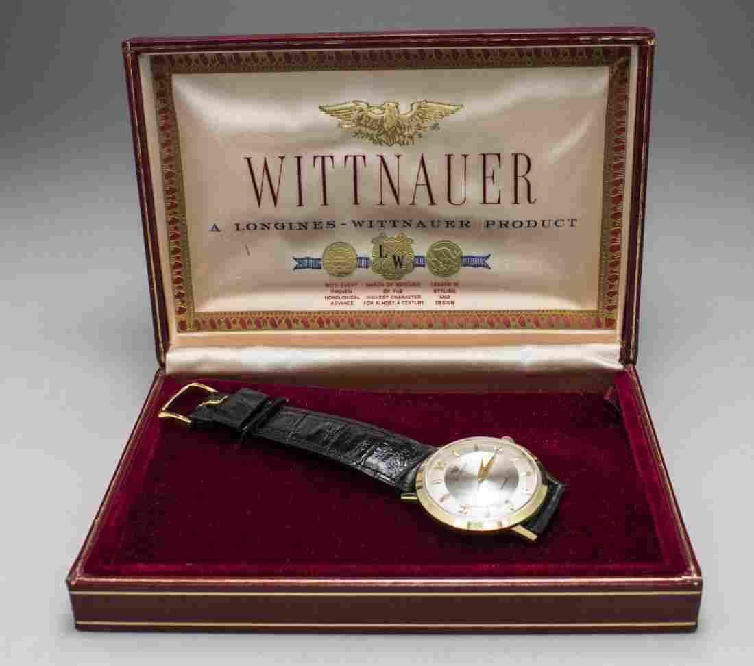 Wittnauer Gold Wristwatch   *