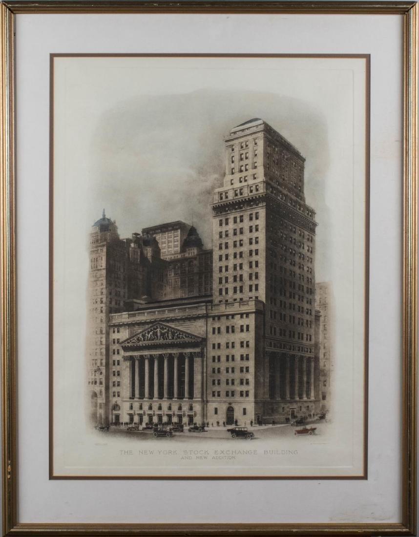 New York Stock Exchange Building (c. 1922)